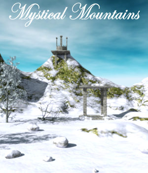 Mystical Mountains 3D Models JeffersonAF