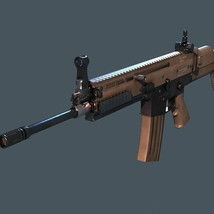 SCAR Rifle - Extended License image 2
