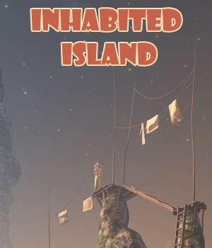 Inhabited island 3D Models 1971s
