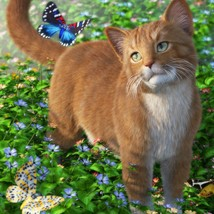 CWRW Orange Tabby for the HiveWire House Cat image 1