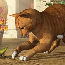 CWRW Orange Tabby for the HiveWire House Cat image 2