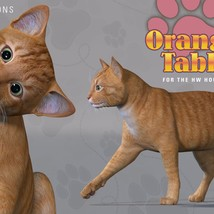 CWRW Orange Tabby for the HiveWire House Cat image 4