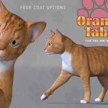 CWRW Orange Tabby for the HiveWire House Cat image 6