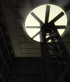 Ventilation Shaft - Extended License 3D Game Models : OBJ : FBX 3D Models Extended Licenses dexsoft-games