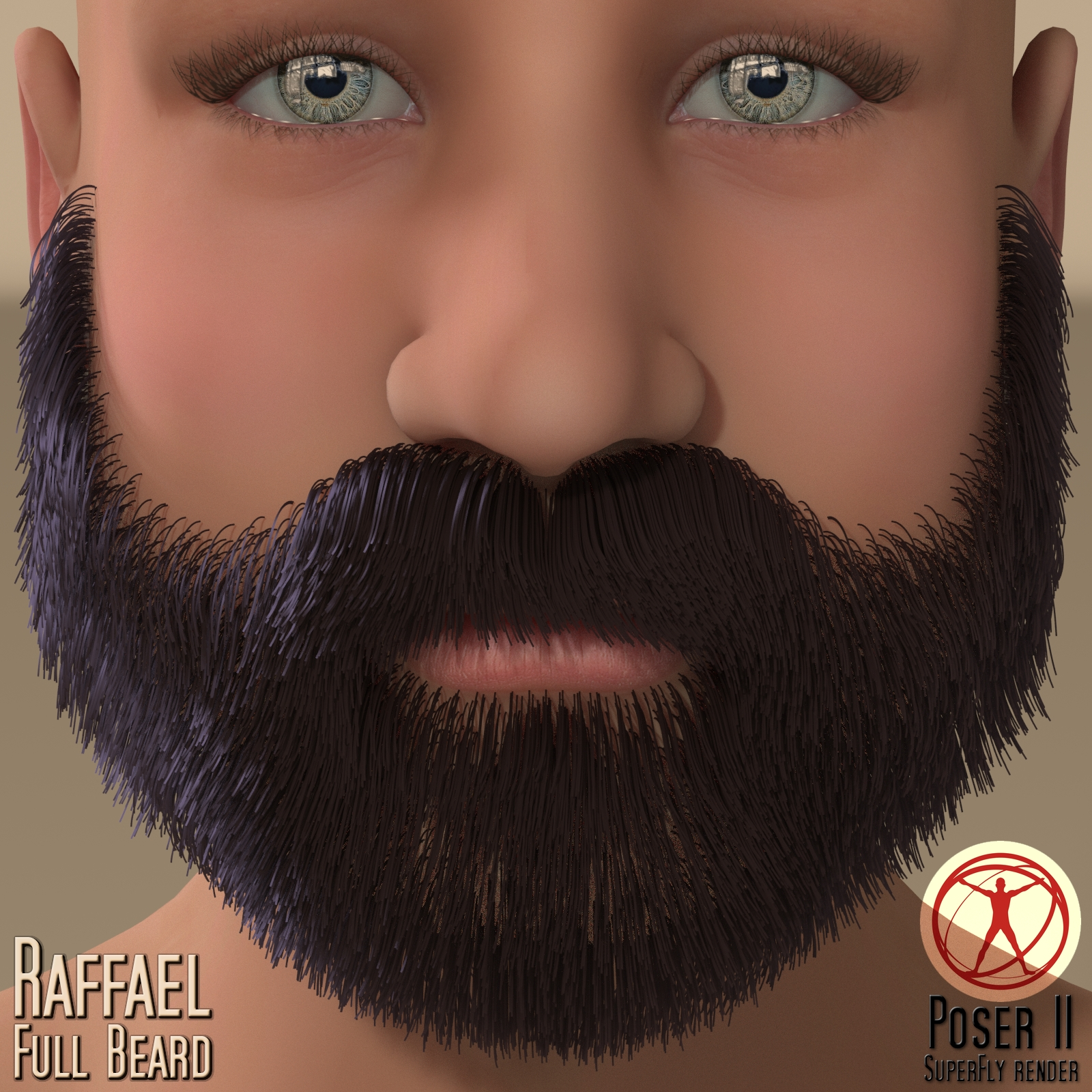 Raffael - Full Beard