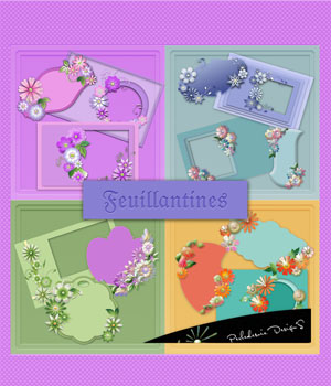 Feuillantines 2D Graphics Merchant Resources Perledesoie
