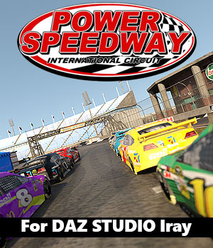 Power Speedway for DS Iray by powerage