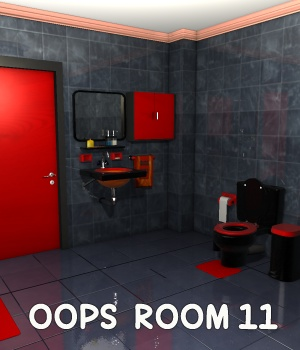 Oops Room11 by greenpots