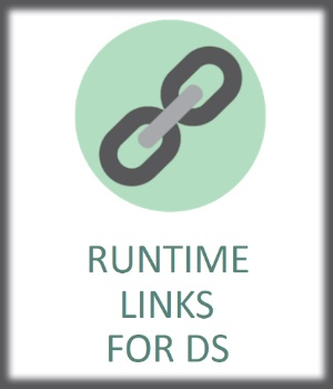 Runtime Links for DS 3D Software : Poser : Daz Studio 3doutlaw
