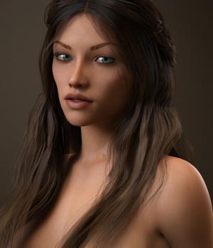 Ambrosia for Genesis 3 Females 3D Figure Assets Toyen