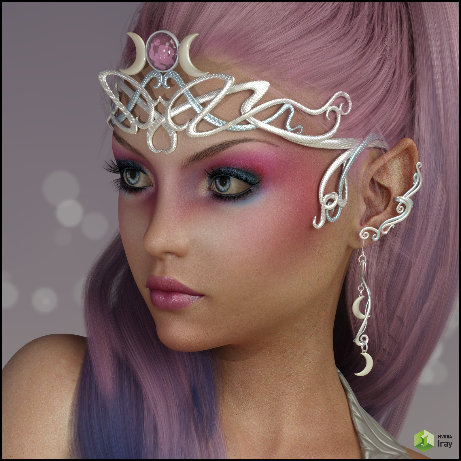 Bling Accents: Goddess Circlet