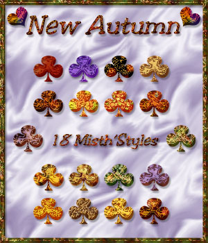 New Autumn - Misth'Styles 2D Graphics Merchant Resources misthemes