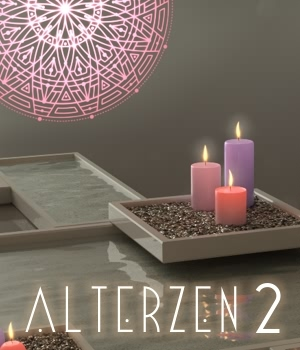 AlterZen 2 - Iray Emissives and Props 3D Models fabiana