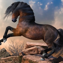 HiveWire Horse image 2