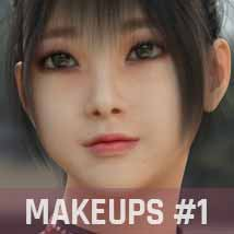 Beibei G3G8F for Genesis 3 and 8 Female image 4