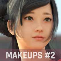 Beibei G3G8F for Genesis 3 and 8 Female image 5
