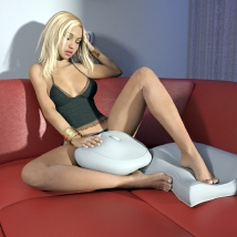 Tease 2 - Hot poses for G8, G3 and V7 image 2