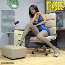 Tease 2 - Hot poses for G8, G3 and V7 image 11