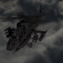 Apache AH-64 Helicopter - for DAZ Studio  image 5