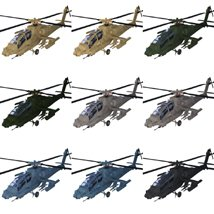 Apache AH-64 Helicopter - for DAZ Studio  image 9