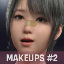 Chihiro G3G8F for Genesis 3 and 8 Female image 5
