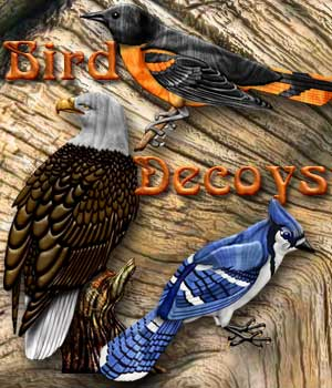 Harvest Moons Bird Decoys 2D Graphics Merchant Resources Harvest_Moon_Designs
