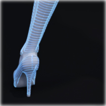 PROTOTYPE-X - SciFi High-Heels - for G8F  image 2