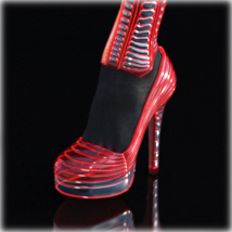 PROTOTYPE-X - SciFi High-Heels - for G8F  image 6