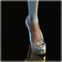 PROTOTYPE-X - SciFi High-Heels - for G8F  image 7