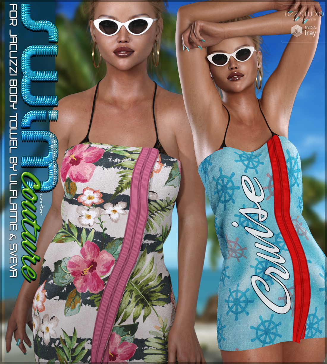 SWIM Couture for Jacuzzi Body Towel