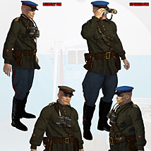 Red Army: Officer image 5