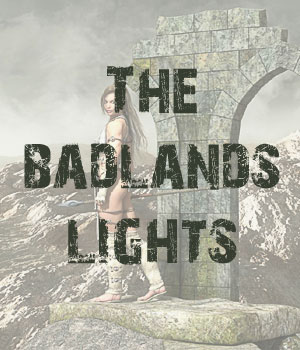 The Badlands Lights 3D Lighting : Cameras ArtByMel