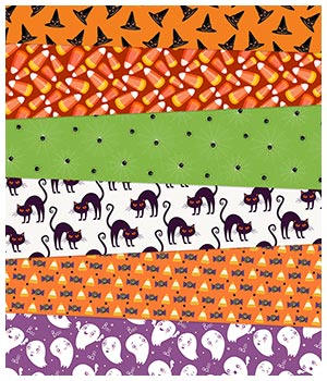 Halloween Fabric Prints 2D Graphics Merchant Resources Medeina
