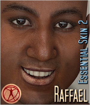 Raffael - Essential Skin 2 3D Figure Assets 3Dream