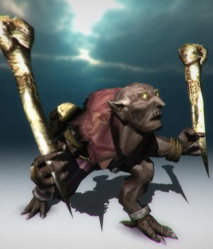 Troll - Extended License 3D Game Models : OBJ : FBX 3D Models Extended Licenses dexsoft-games