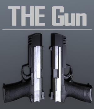 THE Gun 3D Models Fredel