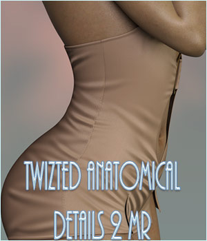 Twizted Anatomical Details 2  2D Graphics Merchant Resources TwiztedMetal