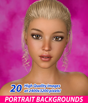 Picture Perfect Portrait Backgrounds - Volume 1 2D Graphics Foxy-3D