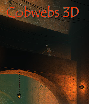 Cobwebs 3D 3D Models 1971s