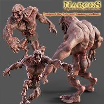 NARCOS standalone character for Daz Studio - Extended License image 7