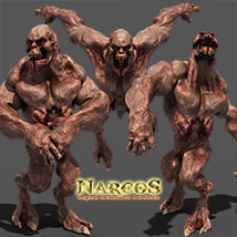 NARCOS standalone character for Daz Studio - Extended License image 8