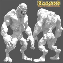 NARCOS standalone character for Daz Studio - Extended License image 9