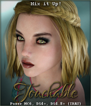 Touchable Jocelyn by -Wolfie-