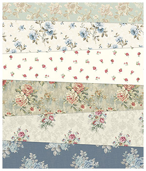 Flowery Vintage Prints 2D Graphics Merchant Resources Medeina