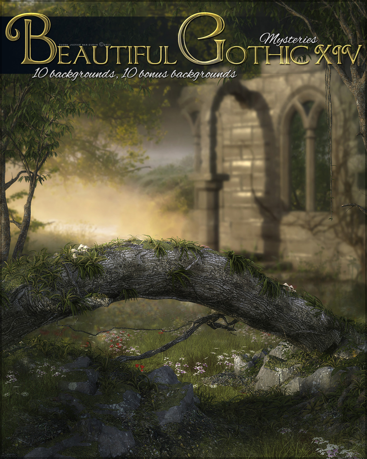 Beautiful Gothic XIV Mysteries