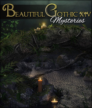 Beautiful Gothic XIV Mysteries 2D Graphics Sveva