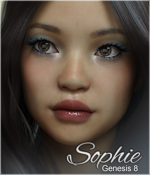 FWSA Sophie for Genesis 8 by FWArt