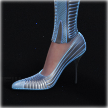 PROTOTYPE-X - SciFi High-Heels 2 - for G8F image 1