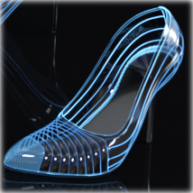 PROTOTYPE-X - SciFi High-Heels 2 - for G8F image 5