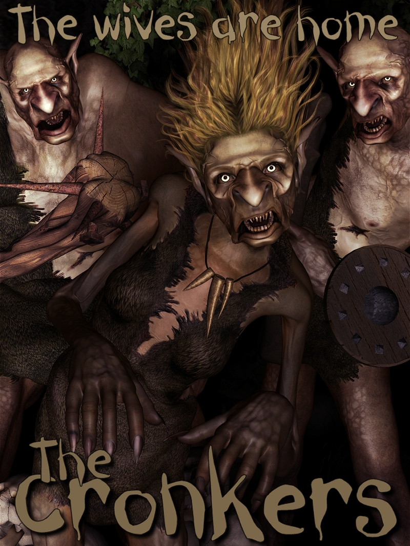 The Cronkers by MortemVetus